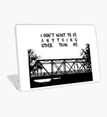 I Don't Want To Be - ONE TREE HILL Laptop Skin