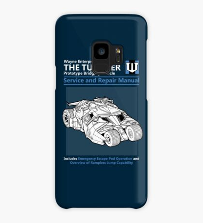 Bridging Vehicle Service and Repair Manual Case/Skin for Samsung Galaxy