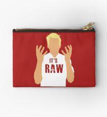 Gordon Ramsay -It's RAW! Studio Pouch