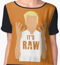 Gordon Ramsay -It's RAW! Chiffon Top