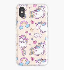 More unicorns!!! iPhone Case/Skin
