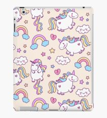 More unicorns!!! iPad Case/Skin