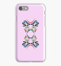 Allah Name Abstract Painting iPhone Case/Skin
