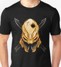 Elite Skull - Halo Legendary Orange T-Shirt