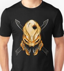 Elite Skull - Halo Legendary Orange T-Shirt