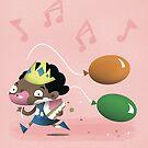 Cheeky Chops! by A4man Artist