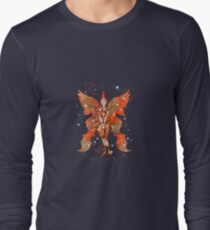 Faylin The Thanksgiving/Fall Fairy Long Sleeve T-Shirt