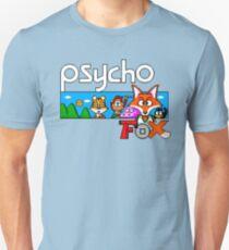 PSYCHO FOX - SEGA MASTER SYSTEM T-Shirt