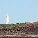 Point Stephens Lighthouse by Paul Birch