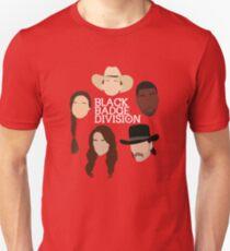 Wynonna Earp - Black Badge Division (Minimalistic poster) Unisex T-Shirt