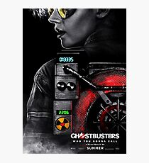 Jillian Holtzmann Ghostbusters (2016) Photographic Print