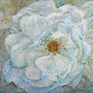 White Rose by Laurence Mergi Rapoport