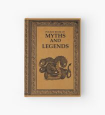 Myths and Legends cover Hardcover Journal