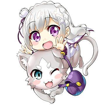 Re: Zero - Puck & Emilia by pietercarlier