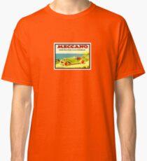 Meccano Vintage Car Classic T-Shirt