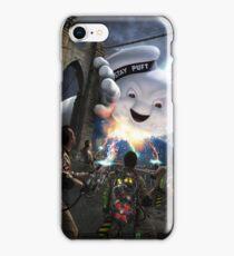 Ghostbusters Brooklyn Bridge Stay Puft iPhone Case/Skin