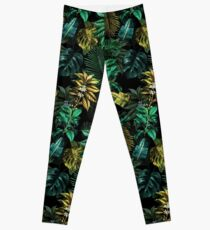 Tropical Garden III Leggings