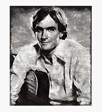 James Taylor Musician Photographic Print