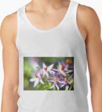 Star Of Bethlehem Wildflower Tank Top