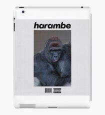 Harambe Blond iPad Case/Skin