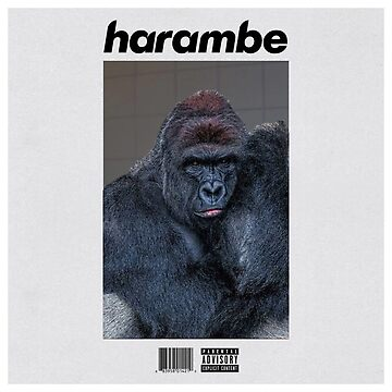 Harambe Blond by westonoconnor
