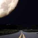 Dark Country Road by nastruck