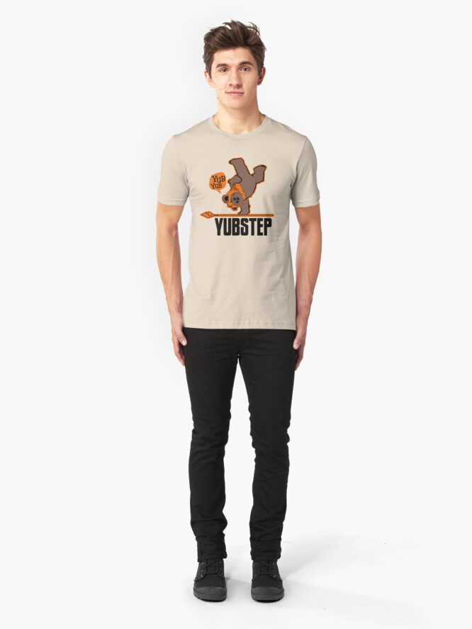 Alternate view of Yubstep Slim Fit T-Shirt