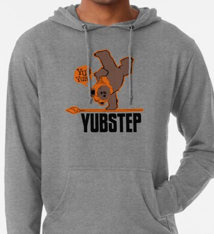 Yubstep Lightweight Hoodie