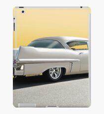 1957 Cadillac Custom Coupe DeVille iPad Case/Skin