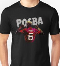 pogba is number six Unisex T-Shirt