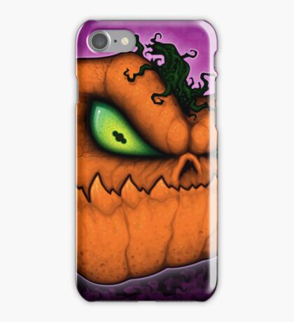 Punkin Head iPhone Case/Skin