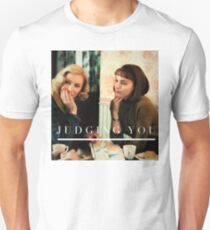 Carol beurteilt dich Slim Fit T-Shirt