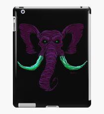 Blacklight Mammoth iPad Case/Skin