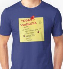Today's Vagenda T-Shirt
