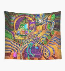 The Conductor of Consciousness Wall Tapestry