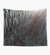 Industrial Landscape 2 Wall Tapestry
