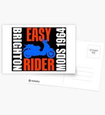 EASY RIDER-BRIGHTON 1964 Postcards