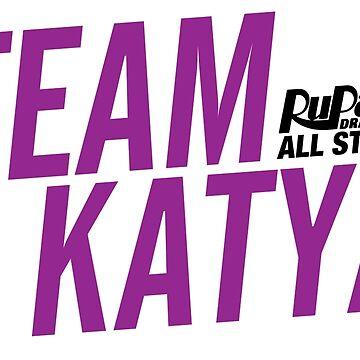 Team Katya - RuPaul's Drag Race All Stars 2 by ieuanothomas22