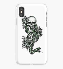 Death ink iPhone Case/Skin