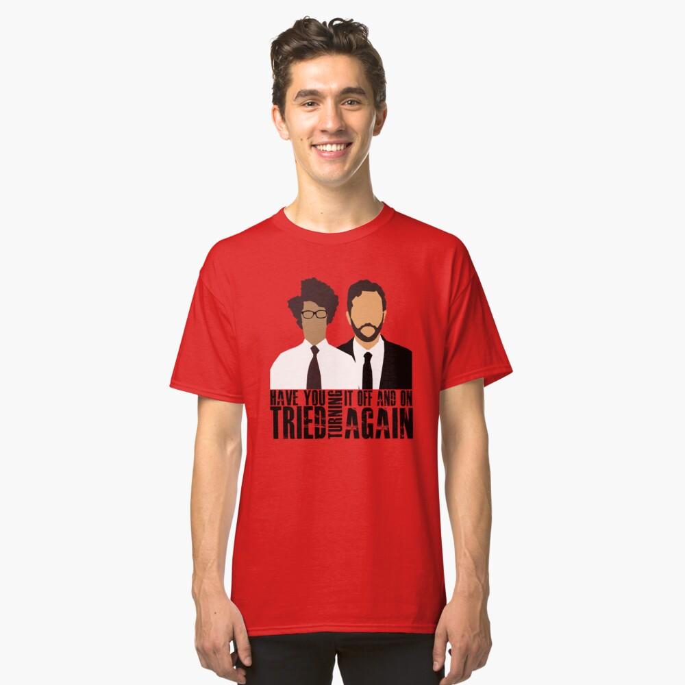 IT-Menge Classic T-Shirt