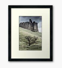 Scarey Castle Framed Print