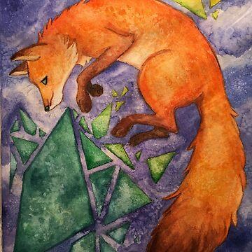 Fox Shards by Kitzeles