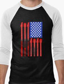 Country Music V.2 Men's Baseball ¾ T-Shirt