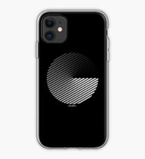 Stripes can be in a disc iPhone Case