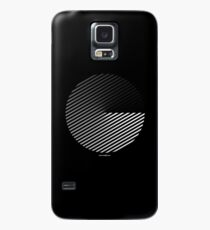Stripes can be in a disc Case/Skin for Samsung Galaxy