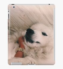 great pyrenees  iPad Case/Skin