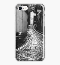 Scotland Roads Medium Format iPhone Case/Skin