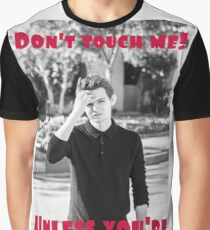 Don't touch me  Graphic T-Shirt