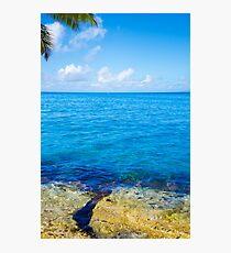 Beautiful Sea landscape Photographic Print