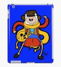 Time Adventure! iPad Case/Skin